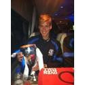 Johan Hammar engelsk mästare i fotboll