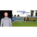 Måns Zelmerlöw startar fotbollslaget FC Zappaninhos  och spelar match mot TV-Laget för välgörande ändamål!