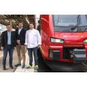 Nordrest, Thomas Dahlstedt och Pontus Frithiof tar över MTR Express catering