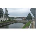 Trafikomläggning vid Västra kanalen tisdag 11 augusti