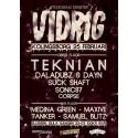 VIP-gästlista till VIDRIG!