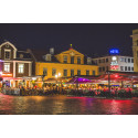 Antalet städer som uppfyller kraven för ett tryggare och  säkrare kvällsliv enligt Purple Flag ökar