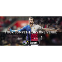 "BT Sport showcases top football competitions in innovative new season marketing campaign ""four competitions, one venue"""