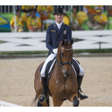 Sönke Rothenberger ready for the Saab Top10 at Sweden International Horse Show