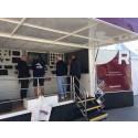 Raymarine: Mobila showrooms tar den senaste Raymarine-tekniken direkt till båtägare