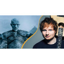 Ed Sheerans roll i Game of Thrones