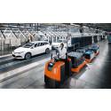 T-motion: Toyotas lösning för effektiv hantering av gods