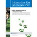 Ny rekommendation för behandling av parasiter hos hund och katt - Information från Läkemedelsverket, supplement 2014