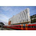 ROM Eiendom selger nybygg ved Bergen stasjon