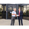 Neopost donates to Penniwells Riding for the Disabled