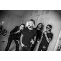 """LIVE-TV. Hårdrocksbandet Mustasch lanserar livestreamad TV-show på nätet - """"Vad som helst kan hända"""""""