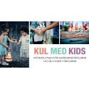 Nu lanseras en ny mötesplats för småbarnsföräldrar och blivande föräldrar, Kul med Kids.