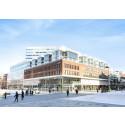 KPMG Bohlins expanderar i nybyggda lokaler i kvarteret Forsete (Utopia)
