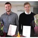 """Studenter i Karlstad vann tävlingen """"100 H"""""""