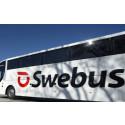 Swebus byter hållplats i Oskarshamn