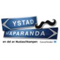 Ystad-Haparanda, en del av  Mustaschkampen