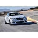 BMW M2 Competition: kilparataominaisuudet kompaktissa paketissa
