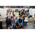 Idag ges Trafiknämnden en föredragning av Nordlyckeskolan 8B