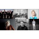 Veckans konserter på Grönan V. 22-23