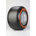 Pirelli P Zero Orange, new hard compound F1 tyre 2013