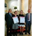 Malin Ståhl Hefvelin vinner journalistpriset Premio España 2016
