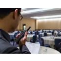 Jo, Motorolas digitala komradio ÄR utvecklade enligt den internationella standarden ETSI DMR.