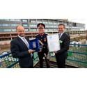 Carillion receives Queen's Award for Enterprise