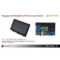 Behöver din Raspberry Pi en touchskärm?