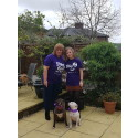 ​Survivors take a Step Out for Stroke in Heywood