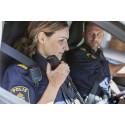 Rekordmånga akuta polisärenden i Västernorrland under augusti