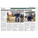 Artikel i Ugeavisen, Skanderborg