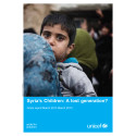Syria's Children: A lost generation?
