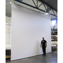 Large venue projection screens available from Halmstad