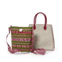 Bandväska & Pigg Ylleväska - Sy väskor vackra som smycken!