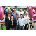 PowerPole's stavhandtag vann vårens upplaga av Chalmers Ventures Startup Camp