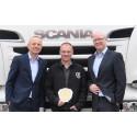 Mekaniker/tekniker Dennis Overgaard, 30 år, Scania i Herning