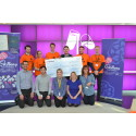 Our employees choose national disability charity, Sense, to benefit from  grant of £5,000