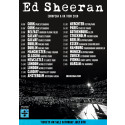 Ed Sheeran Tour 2018