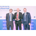 Kongsberg Maritime: KONGSBERG's New Integrated Position Reference Solution Wins OSJ Dynamic Positioning Award