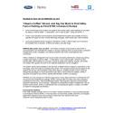 Fords SYNC 3 kommer til Europa