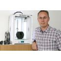 Ny matare för 3D-printer ger stora besparingar - säljs redan i 35 länder