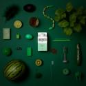 Ekologisk tedyck med grönt te och ingefära – utan tillsatt socker