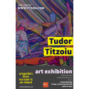 "Tudor Titzoiu solo show art exhibition ""unspoken lines – no man is an island"" @ Hamilton House Gallery, Bristol 1st-7th of March 2018 www.titzoiu.com"