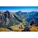 Norwegen eines der besten Ziele für Alleinreisende weltweit