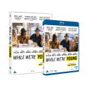 Ben Stiller og Naomi Watts spiller et middelaldrende par i krise, i den skarpe komedie WHILE WE'RE YOUNG, som udkommer på alle formater d. 24. september