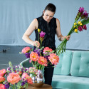 Workshop med blomsterdesigner Annette von Einem i Lyngby Storcenter
