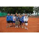 Delar av tennisturneringens deltagare från 2015.