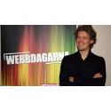 3 snabba frågor till John Sundström på Webbdagarna