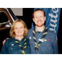 KPA Pensions vd Britta Burreau ny ordförande i Scouterna, delar ordförandeskapet med Gustaf Haag  – Totalt fem nya medlemmar i Scouternas styrelse vid stämman i Västerås