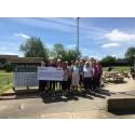 South Bradford Golf Club tees off for the Stroke Association